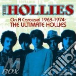 ON A CAROUSEL 1963-1974 cd musicale di HOLLIES