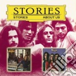 Stories/about us cd musicale di Stories (+1 b.t.)