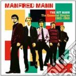Essential singles 63'-'69 cd musicale di Mann Manfred
