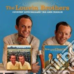 Country love/ira & charli cd musicale di The louvin brothers