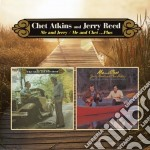 Me and jerry+me and chet cd musicale di Chet atkins & jerry