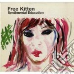Sentimental education cd musicale di Kitten Free