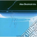 LAST DAYS IN PARADISE cd musicale di Alex skolnick trio