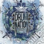 DRUM NATION cd musicale di ARTISTI VARI