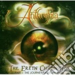 Anthropia - The Ereyen Chronicles Vol.1 cd musicale di ANTHROPIA