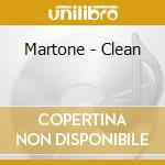 CLEAN cd musicale di Dave Martone