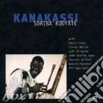 Kanakassi cd musicale di Soriba Kouyate