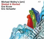 Wasted & wanted cd musicale di Michael Wollny