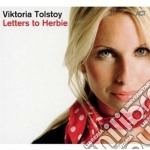Letters to herbie cd musicale di Viktoria Tolstoy