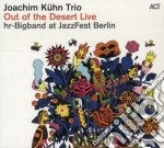 Out of the desert - live at jazzfest ber cd musicale di Joachim Kuhn