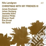 Christmas with my friends iii cd musicale di Nils Landgren