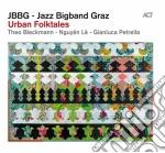 Urban folk tales cd musicale di Jbbg - jazz bigband