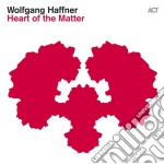 Heart of the matter cd musicale di Wolfgang Haffner