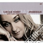 Caecilie Norby - Arabesque cd musicale di Caecilie Norby