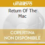 Return of the mac - dr. john cd musicale di Mac rebennack a.k.a. dr. john