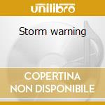Storm warning cd musicale di Dr.john