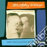 Bobby Troup - Sings Johnny Mercer cd musicale di Troup Bobby