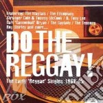 Early reggae single 68-69 - cd musicale di Do the reggae