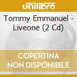 CGP LIVE ONE cd musicale di EMMANUEL TOMMY