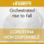 Orchestrated rise to fall cd musicale di Album leaf the