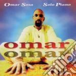 Omar,omar cd musicale di Omar Sosa