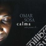 Calma cd musicale di Omar Sosa