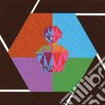(vol. 1 & 2) family perfume cd musicale di Fence White