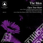 Open your heart cd musicale di Men