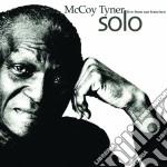 SOLO                                      cd musicale di Tyner Mccoy