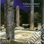Fayman / Fripp - A Temple In The Clouds cd musicale di FRIPP ROBERT / FAYMA