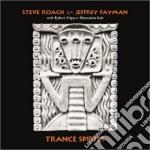 Trance cd musicale di S.& faym Roach
