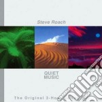 Quiet music cd musicale di Steve Roach