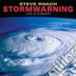 Stormwarning cd musicale di Steve Roach