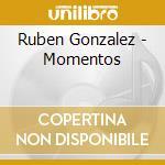MOMENTOS cd musicale di GONZALEZ RUBEN