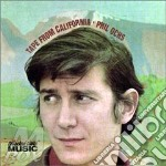 TAPE FROM CALIFORNIA cd musicale di OCHS PHIL