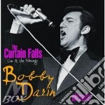 THE CURTAIN FALLS cd musicale di BOBBY DARIN