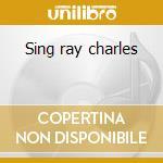 Sing ray charles cd musicale di Bobby Darin