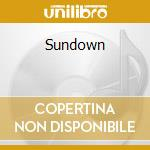 Sundown cd musicale di Rank & file
