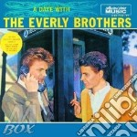 A date with cd musicale di The Everly brothers