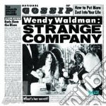 Strange company cd musicale di Waldman Wendy