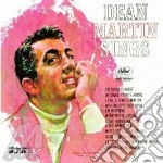 DEAN MARTIN SINGS +4 BONUS TRACKS cd musicale di MARTIN DEAN