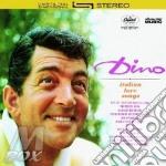 Dino italian love songs cd musicale di Dean martin + 4 b.t.
