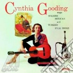Sings spanish mexican .. cd musicale di Gooding Cynthia