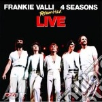 Live cd musicale di The 4 seasons & fran