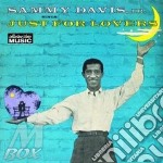 Just for lovers cd musicale di Sammy Davis jr.