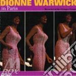 IN PARIS cd musicale di DIONNE WARWICK
