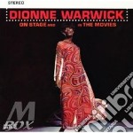 ON STAGE & IN THE MOVIES cd musicale di DIONNE WARWICK