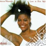 LOVE AT FIRST SIGHT cd musicale di DIONNE WARWICK