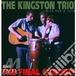 The final concert cd musicale di The kingston trio