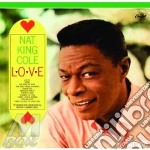 LOVE cd musicale di NAT KING COLE